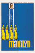 "Movie Posters:Documentary, Marilyn (20th Century Fox, 1963). One Sheet (27"" X 41""). ..."
