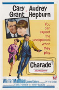"""Movie Posters:Mystery, Charade (Universal, 1963). One Sheet (27"""" X 41"""")...."""