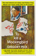 "Movie Posters:Drama, To Kill a Mockingbird (Universal, 1963). One Sheet (27"" X 41""). ..."