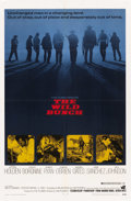 """Movie Posters:Western, The Wild Bunch (Warner Brothers, 1969). One Sheet (27"""" X 41""""). ..."""
