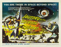 "Movie Posters:Science Fiction, Journey to the Seventh Planet (American International, 1962). HalfSheet (22"" X 28""). ..."