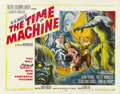 "Movie Posters:Science Fiction, The Time Machine (MGM, 1960). Half Sheet (22"" X 28""). ..."