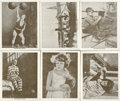 "Non-Sport Cards:General, The Bettmann Archive ""Snapshot "" Photo Cards (30). ..."