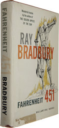 Books:Signed Editions, Ray Bradbury. Fahrenheit 451. New York: Ballantine Books, [1953]....