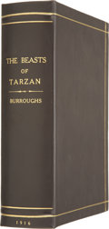 Miscellaneous, Clamshell Conservation Case for The Beasts of Tarzan....