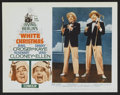"""Movie Posters:Musical, White Christmas (Paramount, R-1961). Lobby Card Set of 8 (11"""" X 14""""). Musical.. ... (Total: 8 Items)"""