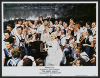 """The Great Waltz (MGM, 1972). Lobby Card Set of 8 (11"""" X 14""""). Musical. ... (Total: 8 Items)"""