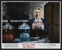"""The Man with Two Brains (Warner Brothers, 1983). Mini Lobby Card Set of 8 (8"""" X 10""""). Comedy. ... (Total: 8 It..."""