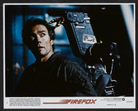 """Firefox (Warner Brothers, 1982). Mini Lobby Card Set of 8 (8"""" X 10""""). Action. ... (Total: 8 Items)"""