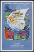 "Movie Posters:Animated, The Care Bears Movie (Samuel Goldwyn, 1985). One Sheet (27"" X 41"").Animated.. ..."
