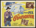 "Movie Posters:Western, The Gunfighter (20th Century Fox, 1950). Lobby Card Set of 8 (11"" X 14""). Western.. ... (Total: 8 Items)"