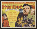 """Movie Posters:Adventure, Ivanhoe (MGM, 1952). Lobby Card Set of 8 (11"""" X 14""""). Adventure..... (Total: 8 Items)"""