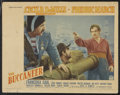 "Movie Posters:Adventure, The Buccaneer (Paramount, 1938). Lobby Cards (2) (11"" X 14"").Adventure.. ... (Total: 2 Items)"