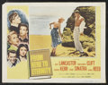 "Movie Posters:War, From Here to Eternity (Columbia, 1953). Lobby Cards (6) (11"" X14""). War.. ... (Total: 6 Items)"