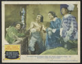 """Movie Posters:Adventure, The Three Musketeers (MGM, 1948). Lobby Cards (2) (11"""" X 14"""").Adventure.. ... (Total: 2 Items)"""
