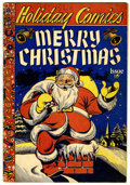 Golden Age (1938-1955):Funny Animal, Holiday Comics #1 (Star Publications, 1951) Condition: VG+....