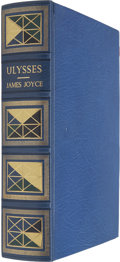 Books:First Editions, James Joyce. Ulysses. Paris: Shakespeare and Co., 1922....