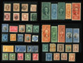 Stamps, U.S. B-O-B Assortment. (Used).... (Total: 1 Misc)