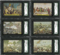 Non-Sport Cards:General, 1961 Rosan U.S. Army In Action Complete Set (64). ...