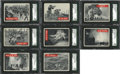 "Non-Sport Cards:General, 1965 Philadelphia ""War Bulletin"" Complete Set (88). ..."