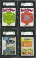 Non-Sport Cards:General, 1968 Topps Laugh-In High Grade Complete Set (77). ...