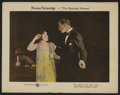 "Movie Posters:Drama, The Branded Woman (First National, 1920). Lobby Card (11"" X 14"").Drama.. ..."