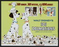 """Movie Posters:Animated, 101 Dalmatians (Buena Vista, R-1969). Title Lobby Card (11"""" X 14""""), Lobby Cards (4) (11"""" X 14"""") and Lobby Card Set of 9 (11""""... (Total: 15 Items)"""