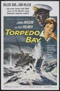 """Movie Posters:War, Torpedo Bay (American International, 1964). One Sheet (27"""" X 41"""")and Lobby Cards (5) (11"""" X 14""""). War.. ... (Total: 6 Items)"""