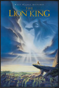 """Movie Posters:Animated, The Lion King (Buena Vista, 1994). One Sheet (27"""" X 40"""") DS. Animated.. ..."""