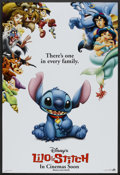 """Movie Posters:Animated, Lilo & Stitch Lot (Buena Vista, 2002). One Sheets (2) (27"""" X40"""") DS Advance. Animated.. ... (Total: 2 Items)"""
