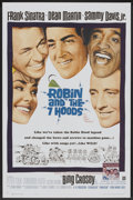 "Movie Posters:Comedy, Robin and the 7 Hoods (Warner Brothers, 1964). One Sheet (27"" X 41""). Comedy.. ..."
