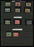 Stamps, U.S. Collection Balance.... (Total: 2 Large Box)