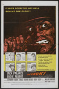 """Movie Posters:War, Attack! (United Artists, 1956). One Sheet (27"""" X 41""""). War.. ..."""