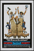 "Movie Posters:Sports, North Dallas Forty (Paramount, 1979). One Sheet (27"" X 41""). Sports.. ..."