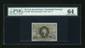 Fractional Currency:Second Issue, Fr. 1288 25c Second Issue PMG Choice Uncirculated 64....