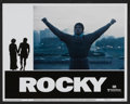 "Movie Posters:Sports, Rocky (United Artists, 1977). Lobby Card Set of 8 (11"" X 14""). Sports.. ... (Total: 8 Items)"