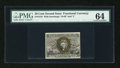 Fractional Currency:Second Issue, Fr. 1318 50c Second Issue PMG Choice Uncirculated 64....