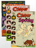 Bronze Age (1970-1979):Cartoon Character, Casper Related Titles - File Copy Group (Harvey, 1973-91)Condition: Average NM-.... (Total: 10 Comic Books)