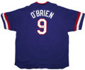 Autographs:Jerseys, Pete O'Brien Signed Throwback Jersey. ...