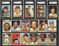 Baseball Cards:Lots, 1961 Topps Baseball Collection (425)....