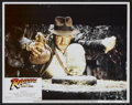 """Movie Posters:Adventure, Raiders of the Lost Ark (Paramount, 1981). Lobby Card Set of 8 (11""""X 14""""). Adventure.. ... (Total: 8 Items)"""