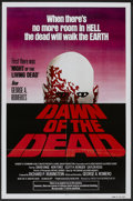 """Movie Posters:Horror, Dawn of the Dead (United Film Distribution, 1978). One Sheet (27"""" X 41""""). Horror.. ..."""