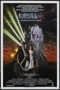 """Movie Posters:Fantasy, Krull (Columbia, 1983). One Sheet (27"""" X 41""""), Lobby Card Set of 8(11"""" X 14""""), and Herald (10.5"""" X 13.5""""). Fantasy.. ... (Total: 10Items)"""