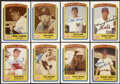 Autographs:Sports Cards, Baseball Greats Signed Cards Lot Of 160....