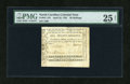 Colonial Notes:North Carolina, North Carolina April 23, 1761 20s PMG Very Fine Net 25....