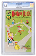 Bronze Age (1970-1979):Humor, Richie Rich #155 File Copy (Harvey, 1977) CGC NM/MT 9.8 Whitepages....