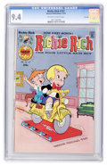 Bronze Age (1970-1979):Cartoon Character, Richie Rich #137 File Copy (Harvey, 1975) CGC NM 9.4 Off-white towhite pages....