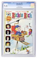 Bronze Age (1970-1979):Humor, Richie Rich #131 File Copy (Harvey, 1975) CGC NM 9.4 Off-white to white pages....