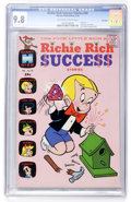 Bronze Age (1970-1979):Humor, Richie Rich Success Stories #30 File Copy (Harvey, 1970) CGC NM/MT9.8 Off-white to white pages....