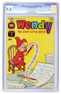 Wendy, the Good Little Witch #66 File Copy (Harvey, 1971) CGC NM/MT 9.8 Off-white to white pages